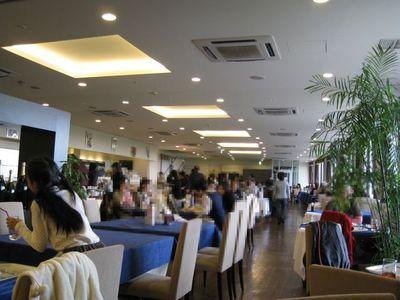 北中城村 『ホテルコスタビスタ沖縄』の客席満席