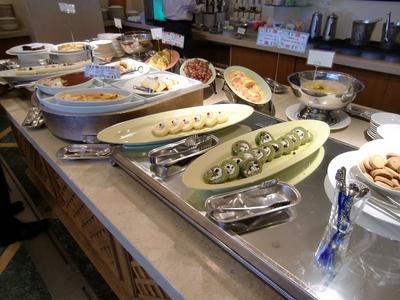 ラグナガーデンホテル レストラン「パセオガーデン」のデザート