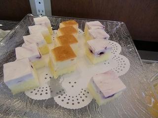 沖縄ワシントンホテルのプチスイーツ・ケーキ
